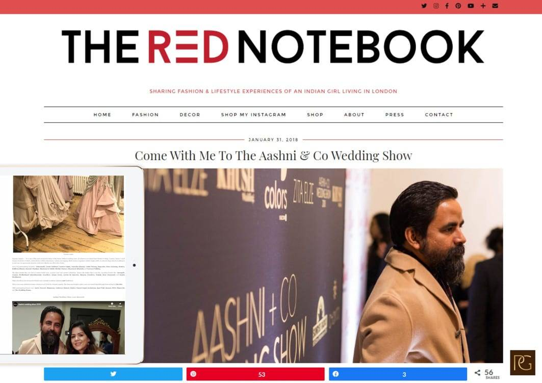 The rednotebook