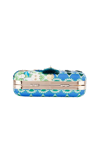 traditional woman clutch