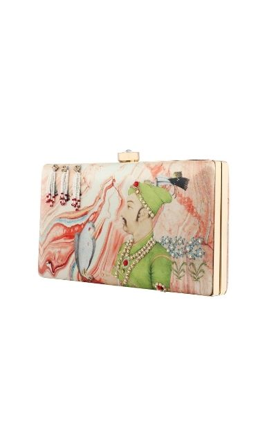 traditional woman clutches